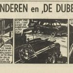 Paul Vlaanderen strip De dubbelganger 52