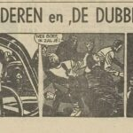 Paul Vlaanderen strip De dubbelganger 53