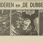 Paul Vlaanderen strip De dubbelganger 54