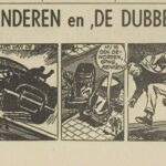 Paul Vlaanderen strip De dubbelganger 56