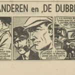Paul Vlaanderen strip De dubbelganger 58