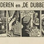 Paul Vlaanderen strip De dubbelganger 59