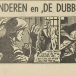 Paul Vlaanderen strip De dubbelganger 61