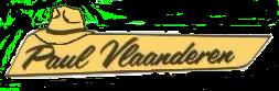 Banner Paul Vlaanderen