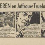 Paul Vlaanderen strip Juffrouw Truelove's obsessie 05