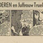 Paul Vlaanderen strip Juffrouw Truelove's obsessie 06