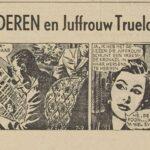 Paul Vlaanderen strip Juffrouw Truelove's obsessie 07
