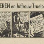 Paul Vlaanderen strip Juffrouw Truelove's obsessie 09
