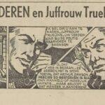 Paul Vlaanderen strip Juffrouw Truelove's obsessie 10