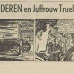 Paul Vlaanderen strip Juffrouw Truelove's obsessie 12