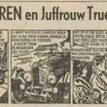 Paul Vlaanderen strip Juffrouw Truelove's obsessie 13