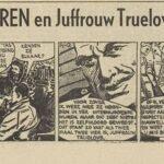 Paul Vlaanderen strip Juffrouw Truelove's obsessie 14
