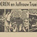 Paul Vlaanderen strip Juffrouw Truelove's obsessie 15