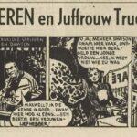 Paul Vlaanderen strip Juffrouw Truelove's obsessie 16