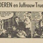 Paul Vlaanderen strip Juffrouw Truelove's obsessie 17