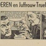 Paul Vlaanderen strip Juffrouw Truelove's obsessie 18