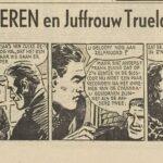 Paul Vlaanderen strip Juffrouw Truelove's obsessie 19