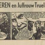 Paul Vlaanderen strip Juffrouw Truelove's obsessie 20
