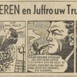 Paul Vlaanderen strip Juffrouw Truelove's obsessie 21