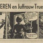 Paul Vlaanderen strip Juffrouw Truelove's obsessie 22