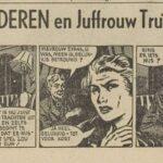 Paul Vlaanderen strip Juffrouw Truelove's obsessie 23
