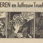 Paul Vlaanderen strip Juffrouw Truelove's obsessie 24