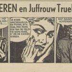 Paul Vlaanderen strip Juffrouw Truelove's obsessie 25