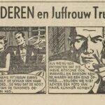 Paul Vlaanderen strip Juffrouw Truelove's obsessie 26