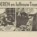 Paul Vlaanderen strip Juffrouw Truelove's obsessie 27