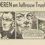 Paul Vlaanderen strip Juffrouw Truelove's obsessie 28