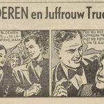 Paul Vlaanderen strip Juffrouw Truelove's obsessie 29