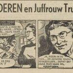 Paul Vlaanderen strip Juffrouw Truelove's obsessie 30