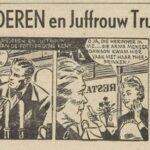 Paul Vlaanderen strip Juffrouw Truelove's obsessie 31