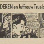 Paul Vlaanderen strip Juffrouw Truelove's obsessie 32
