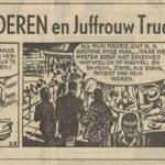 Paul Vlaanderen strip Juffrouw Truelove's obsessie 33