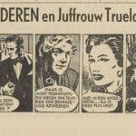 Paul Vlaanderen strip Juffrouw Truelove's obsessie 34