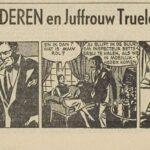 Paul Vlaanderen strip Juffrouw Truelove's obsessie 35