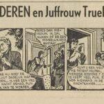 Paul Vlaanderen strip Juffrouw Truelove's obsessie 36