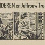 Paul Vlaanderen strip Juffrouw Truelove's obsessie 37