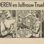 Paul Vlaanderen strip Juffrouw Truelove's obsessie 38