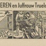 Paul Vlaanderen strip Juffrouw Truelove's obsessie 39