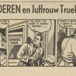 Paul Vlaanderen strip Juffrouw Truelove's obsessie 40
