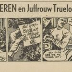 Paul Vlaanderen strip Juffrouw Truelove's obsessie 41