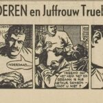 Paul Vlaanderen strip Juffrouw Truelove's obsessie 42
