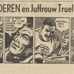 Paul Vlaanderen strip Juffrouw Truelove's obsessie 43