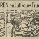 Paul Vlaanderen strip Juffrouw Truelove's obsessie 44