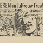 Paul Vlaanderen strip Juffrouw Truelove's obsessie 45