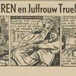 Paul Vlaanderen strip Juffrouw Truelove's obsessie 46