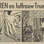 Paul Vlaanderen strip Juffrouw Truelove's obsessie 47