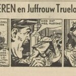 Paul Vlaanderen strip Juffrouw Truelove's obsessie 49
